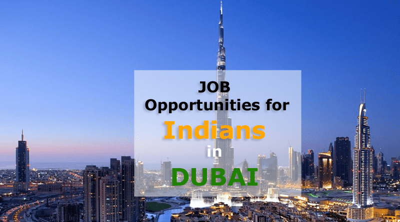 Indian Job Seekers in Dubai