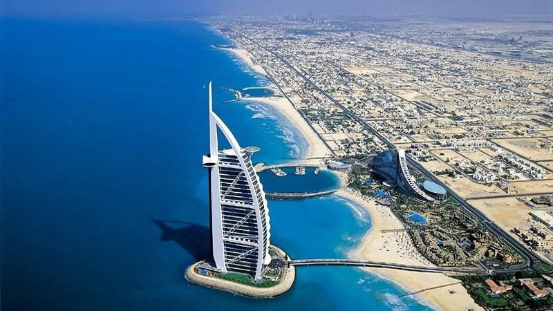 Jumeirah Beach and Parks