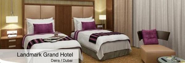 landmark grand hotel dubai
