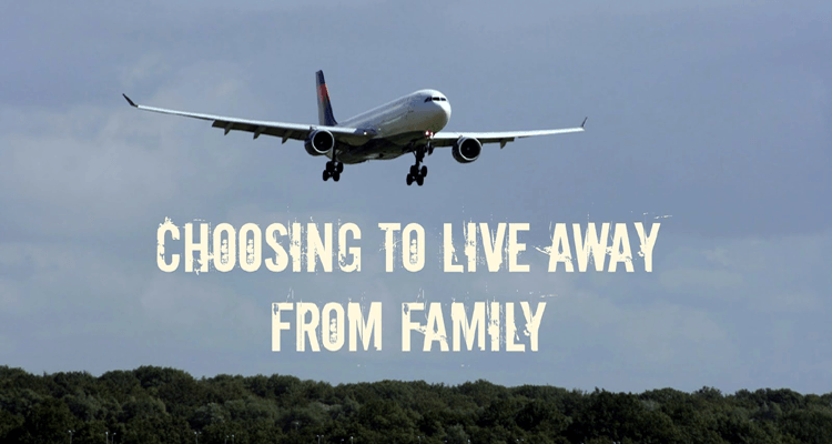 Studying Abroad away from Family