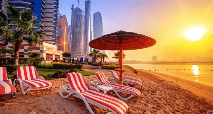 Best time to travel Dubai