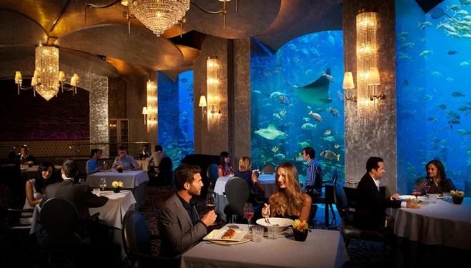 Ossiano Dubai Restaurants