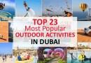 Outdoor Activities in Dubai