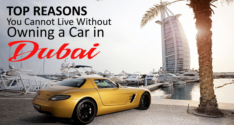 Owning a car in Dubai