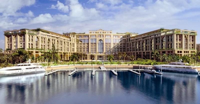 Palazzo Varsace Hotel Dubai