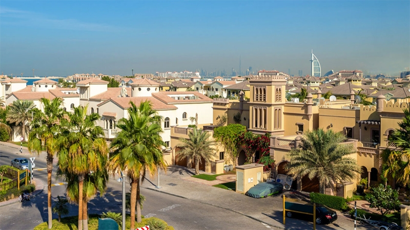 Dubai Properties Price Comparison