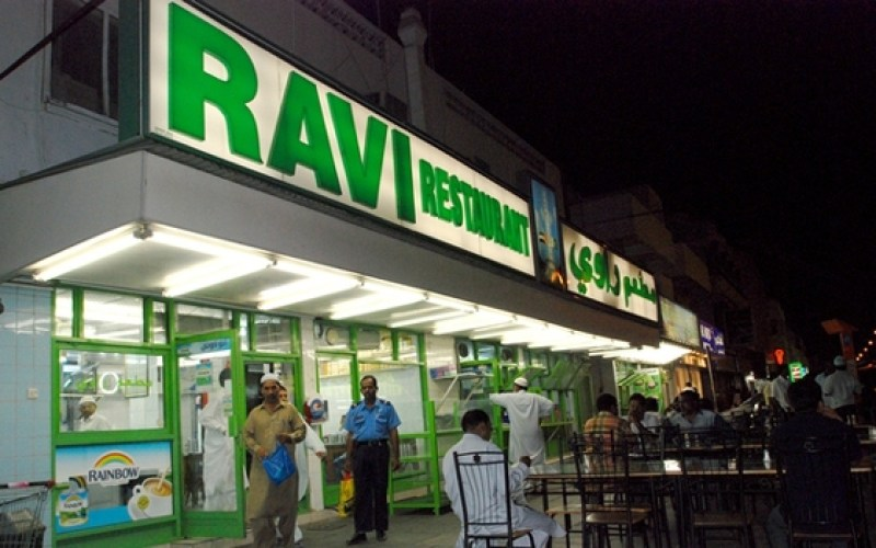 Ravi Restaurant in Dubai