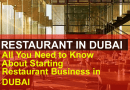 Restaurant Business in Dubai