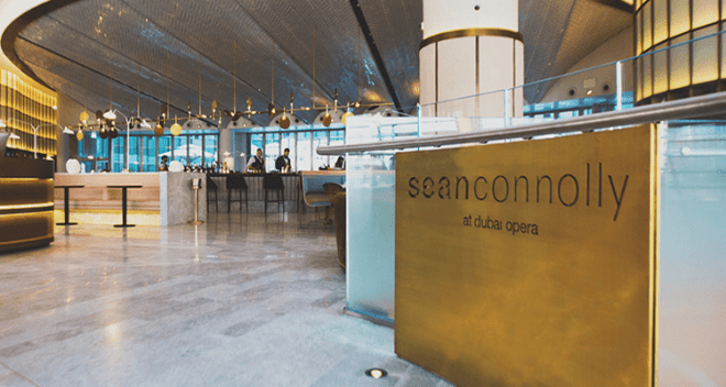 Sean Connolly Dubai New Year 2018
