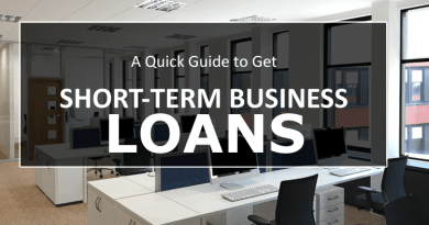 Short Term Business Loan