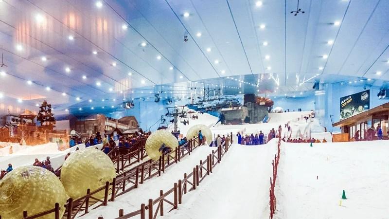 Ski Dubai Mall of Emirates