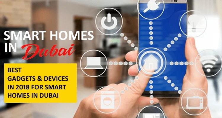 Smart Homes in Dubai