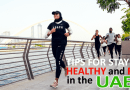 Staying Healthy and Fit in UAE