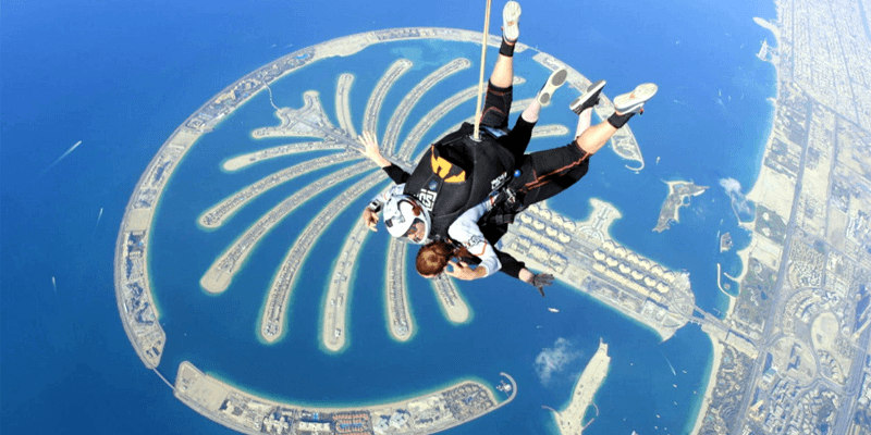 Thrilling Activities in Dubai