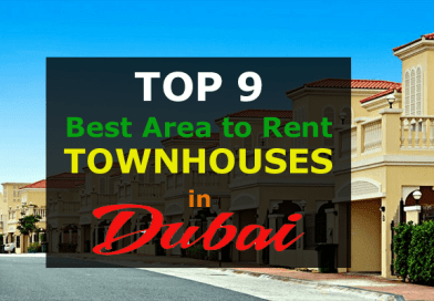 Top 9 Best Areas to Rent Townhouses in Dubai