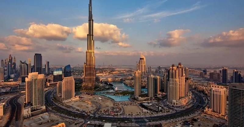 Downtown Dubai city Centre