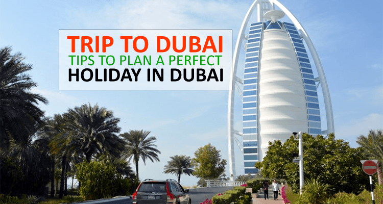 Trip to Dubai