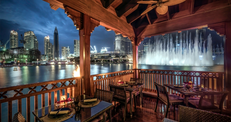 Dubai Vibrant Restaurants