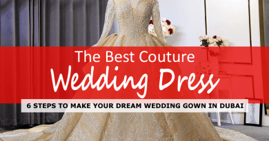 Best Wedding Dress in Dubai