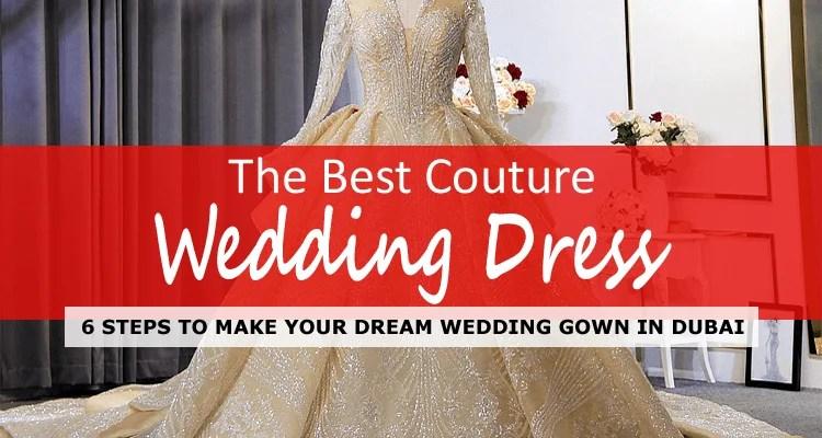 Best Wedding Dress in Dubai
