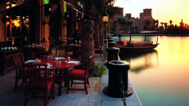 Zheng Hes Chinese Restaurant in Dubai