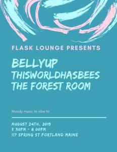 Events Archive - Flask Lounge - Portland, Maine
