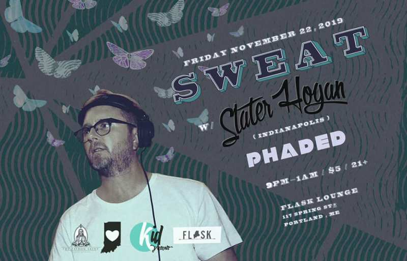 Join us this Friday for Indianapolis House Dj Slater Hogan takes over!