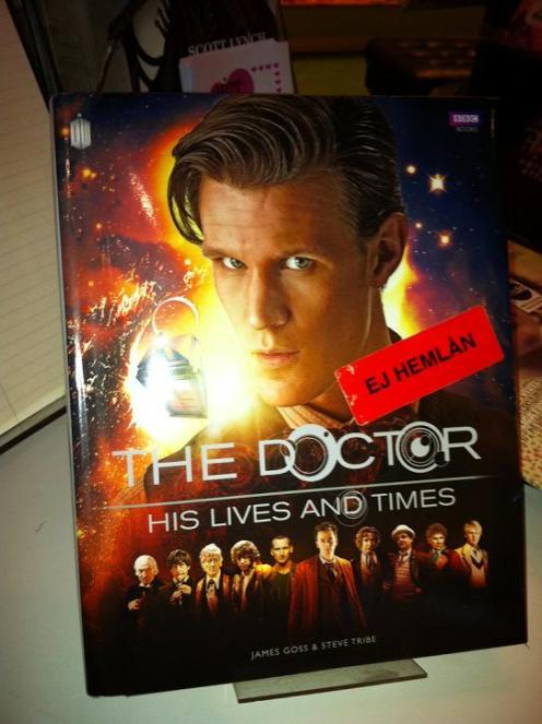 Läs om The Doctor