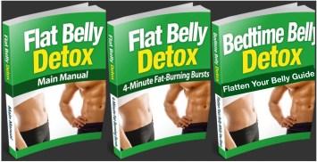 Flat Belly Detox Coupon
