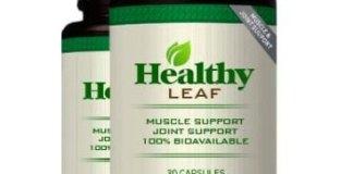 Healthy Leaf CBD Oil Capsules