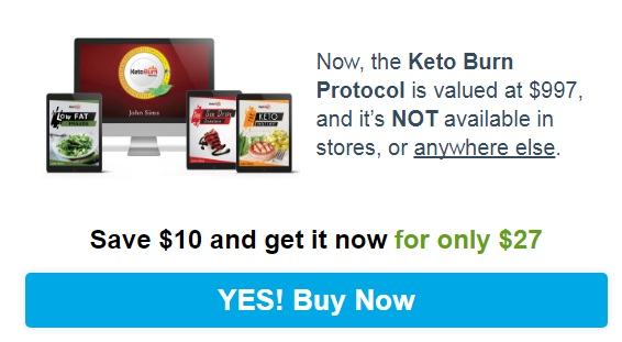Keto Burn Protocol review