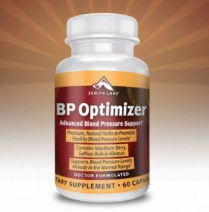 zenith labs bp optimizer