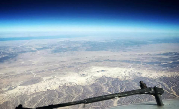 Photos Prove The Flat Earth Deception, Without NASA CGI Images