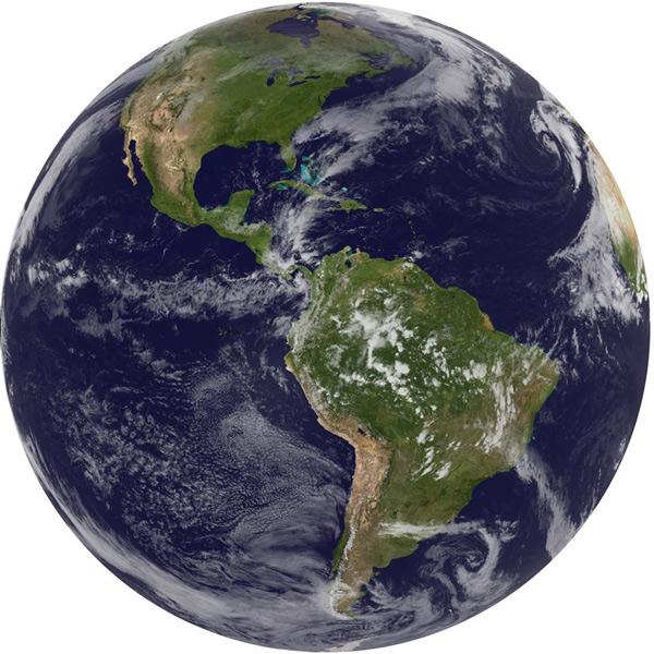 GOES-13, NOAA's GOES-East satellite