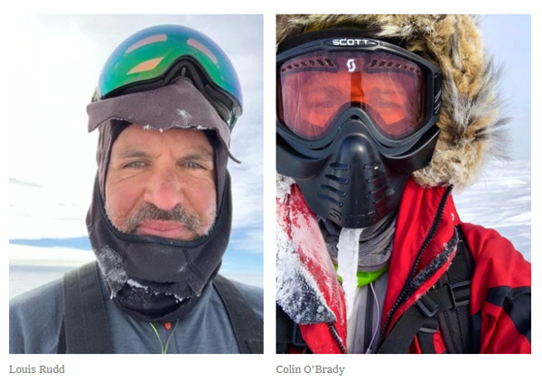 Racing Across Antarctica Proves Flat Earth Theory Is Wrong