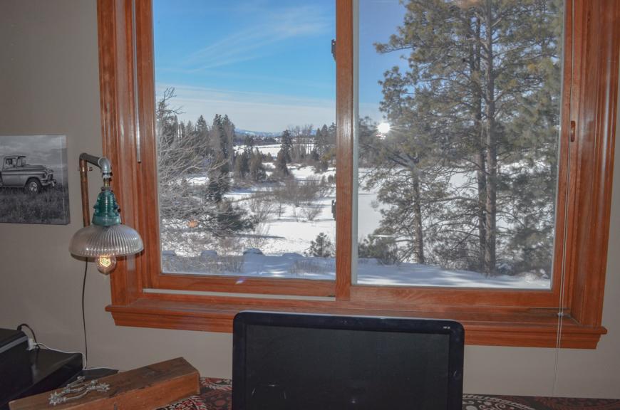 Office/Bedroom View