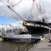 Aboard the SS Great Britain in Bristol