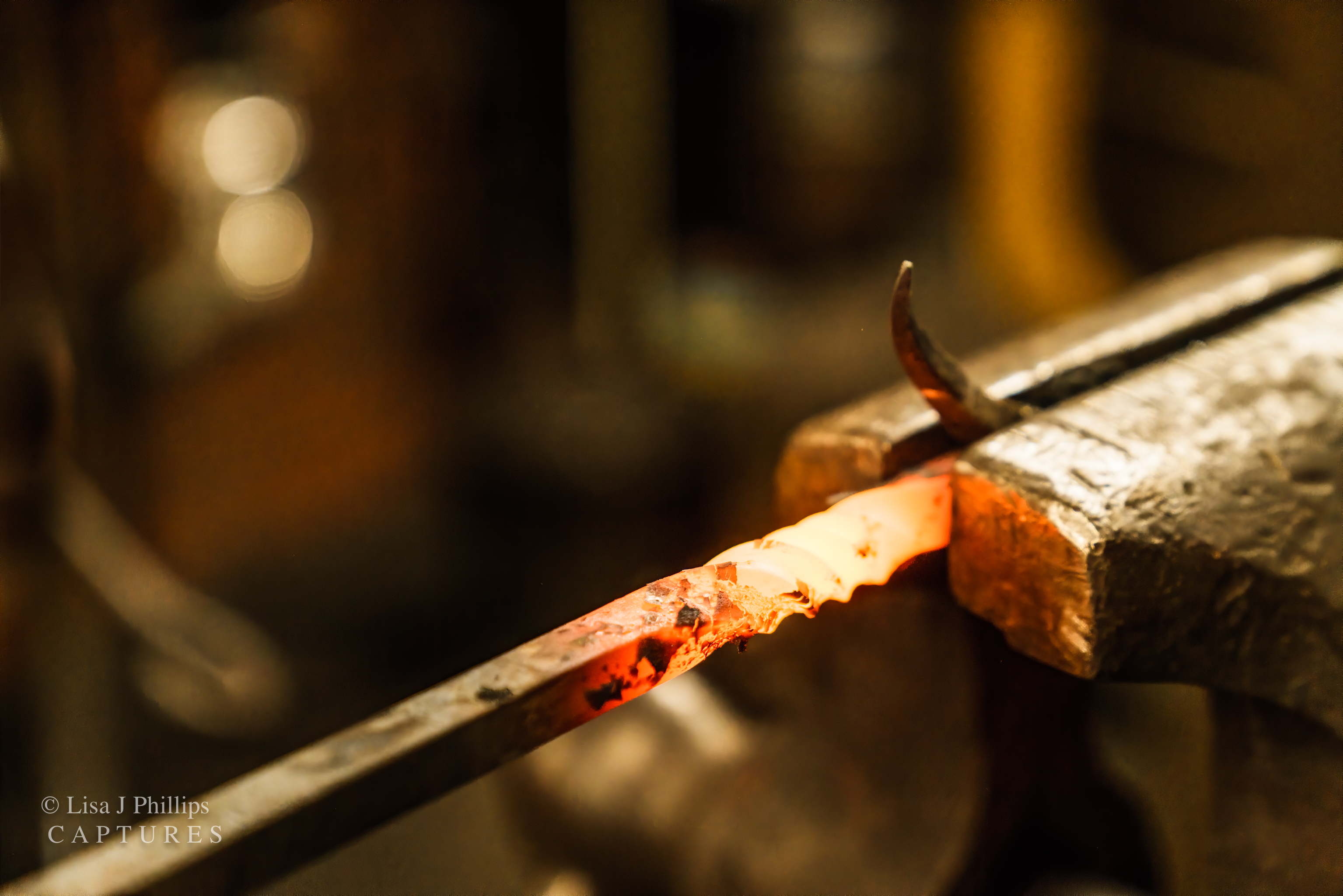 Blacksmiths have many vices