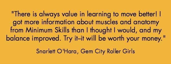Min Skills promo quote 4