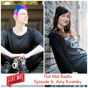 Episode 6 - Amy Kuretsky