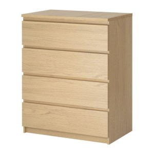 Ikea-Malm-4-drawers