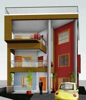 Trapezoidal-house-design-3d