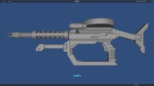 zaku machine gun