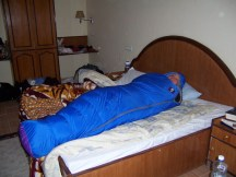 Sleeping Bag for Warmth
