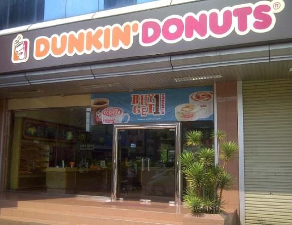 Cirebon Dunkin Donuts