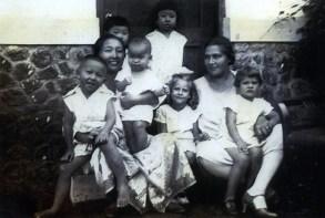 1928 with neighbors