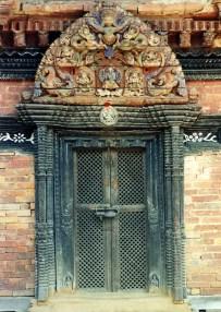 Patan Door