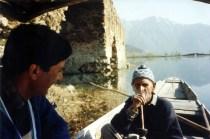 Hookah Break on Lake Dahl