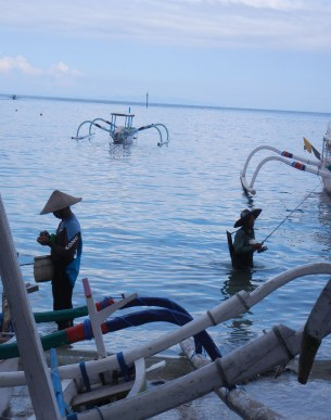 Padang Bai Fisherman
