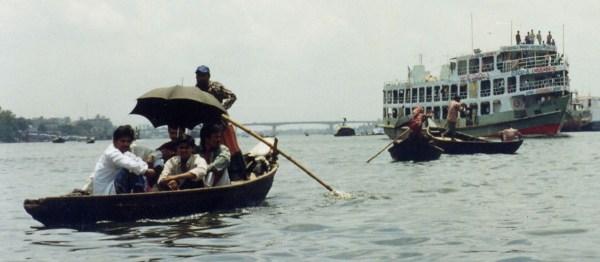 Buriganga River Commuters